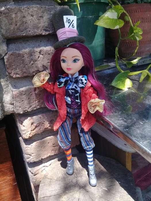 <strong>ropa</strong> para muñecas SOMBRERERO LOCO para Monster High, Ever after High o similar