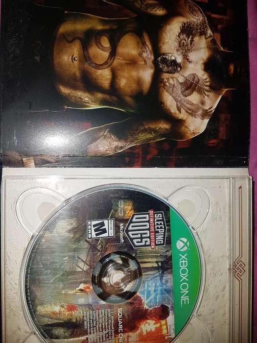 Sleeping Dogs Xbox One