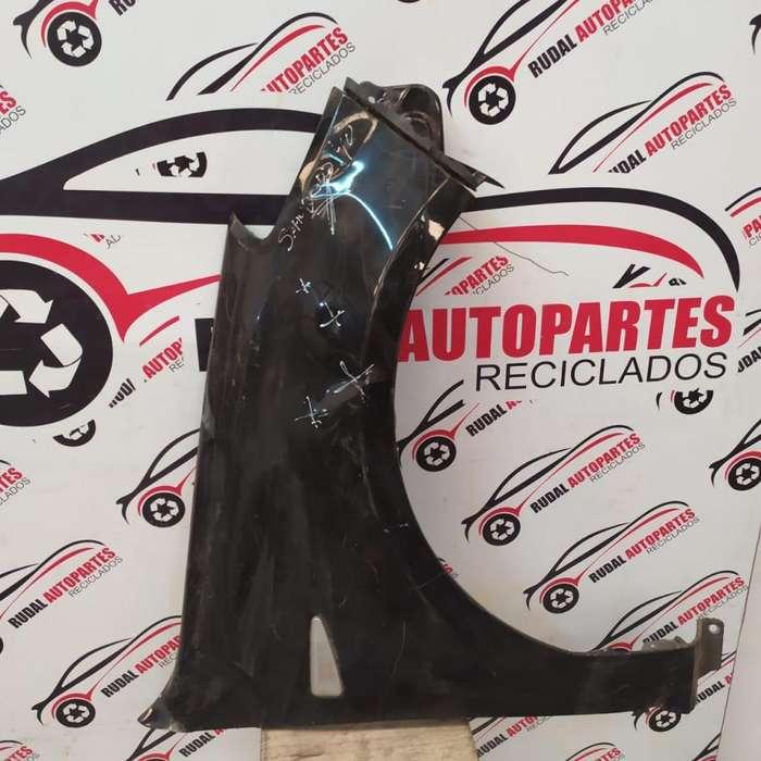 Guardabarro Delantero Derecho Renault Sandero 2375 Oblea:02666063