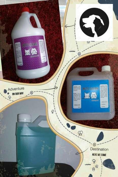 Shampoo Hipoalergénico para <strong>perros</strong>