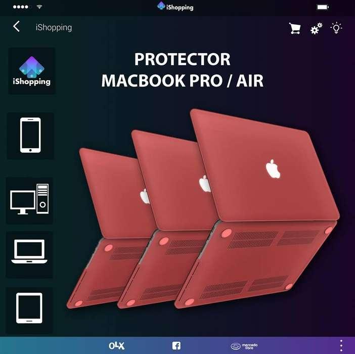 PROTECTORES MACBOOK PRO 15.4