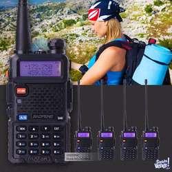 Handie Profesional Baofeng Uv5R Bi Banda completo Garantia