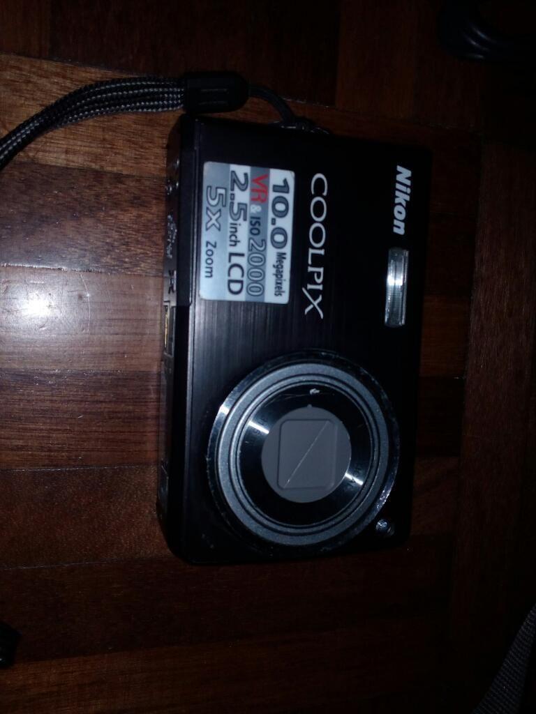 Vendo O Cambio Cámara Nikon Coolpix