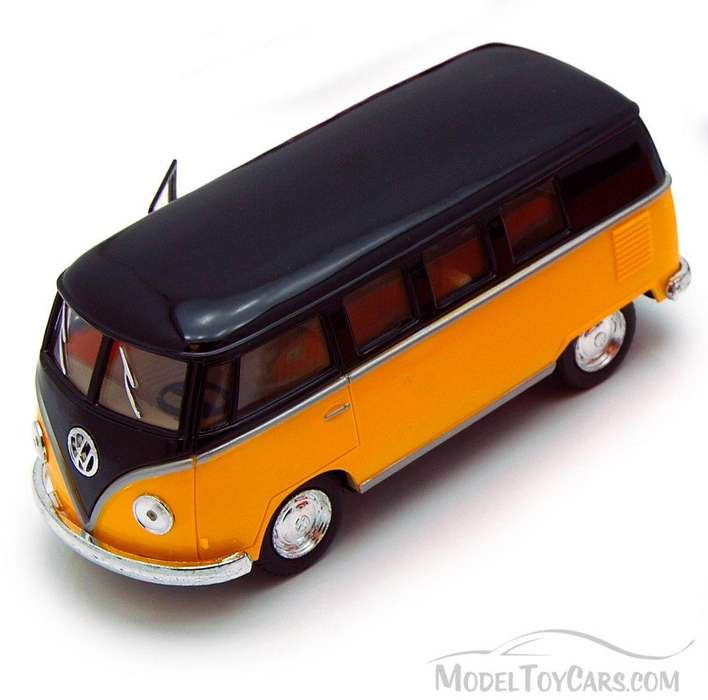 1962 VOLKSWAGEN CLASSICAL BUS ESCALA 1/32