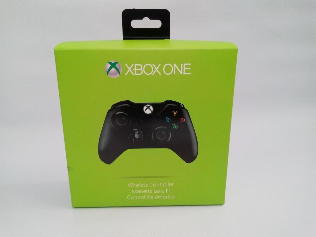 Control Xbox One Nuevo, garantía de 3 meses