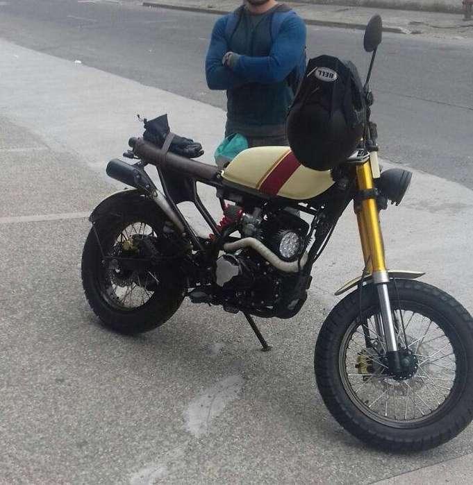 Scrambler Motor.chasis Tundra Raptor 250