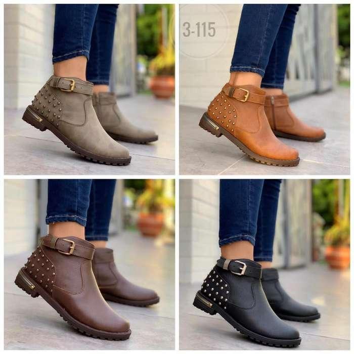 Zapato Botas Dama