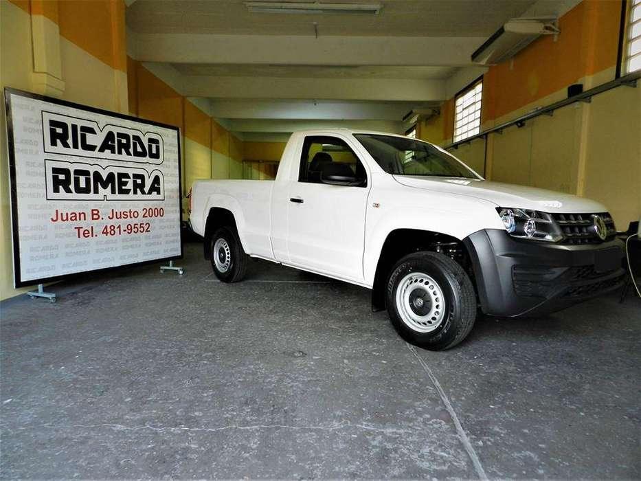 Volkswagen Amarok 2018 - 1000 km