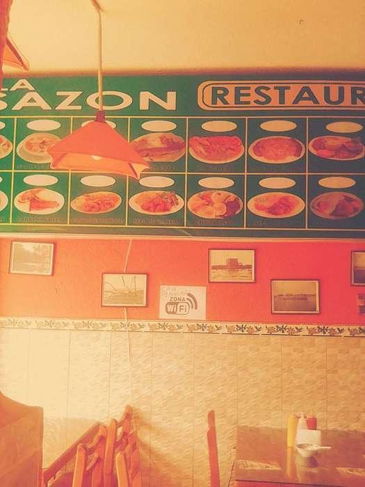 Vendo Restaurante con Buena Clientela