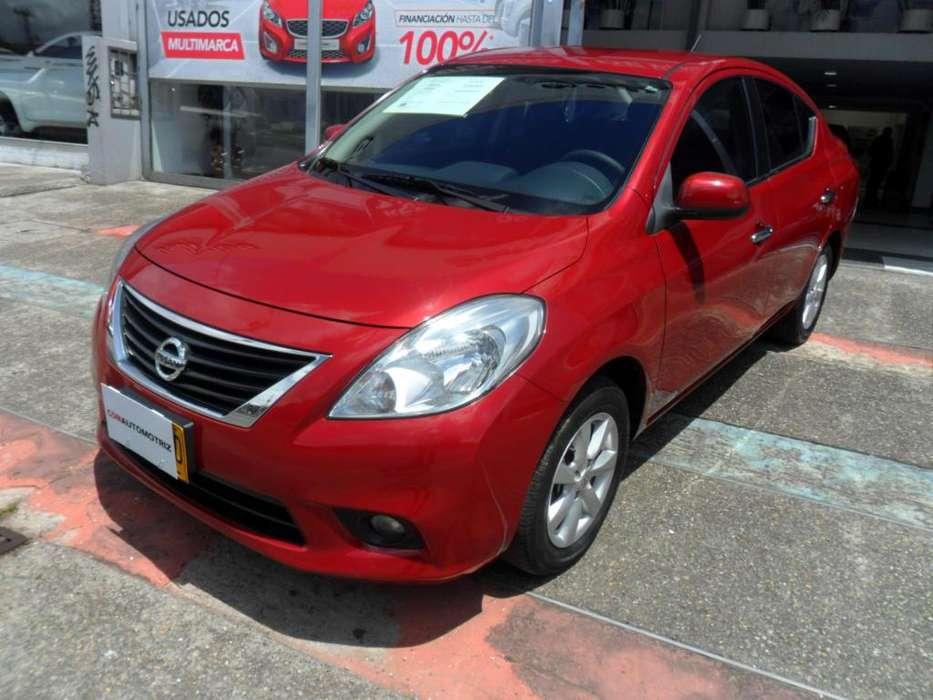 Nissan Versa 2014 - 73000 km