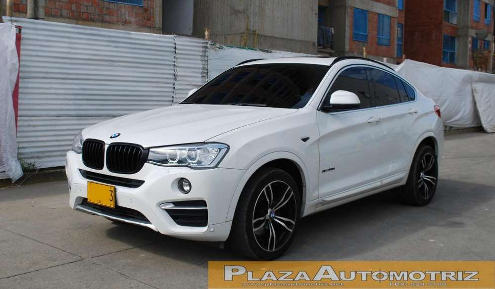 <strong>bmw</strong> X4 2017 - 38000 km
