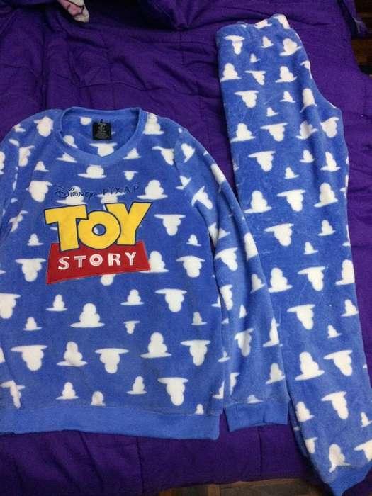 Pijama de Peluche Disney Original