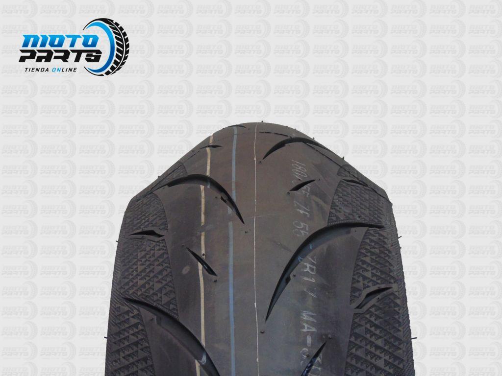 LLANTA MOTOCICLETA MAXXIS R17 180/55ZR17 SUPERMAXX MA3DS