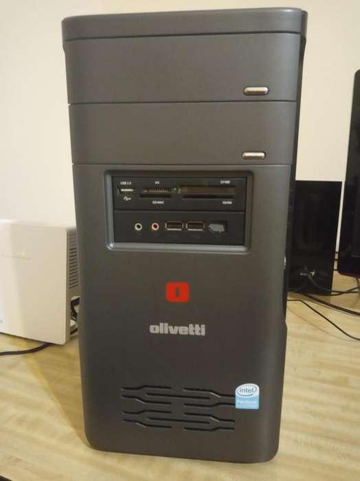 CPU Pentium Dual Core, disco de 500gb (excelente) ¡¡