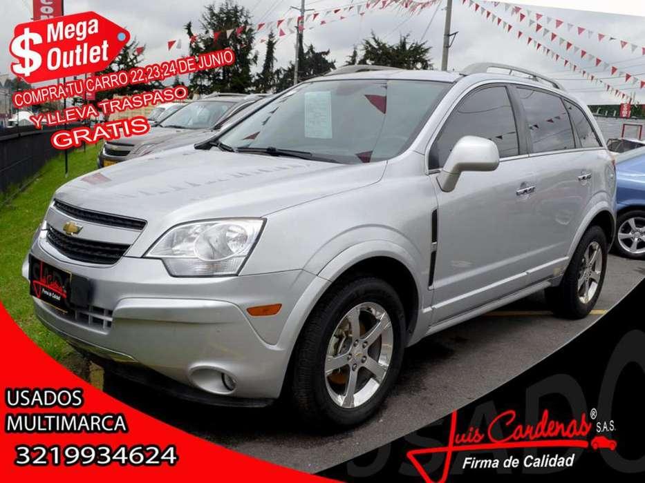 Chevrolet Captiva 2011 - 102000 km