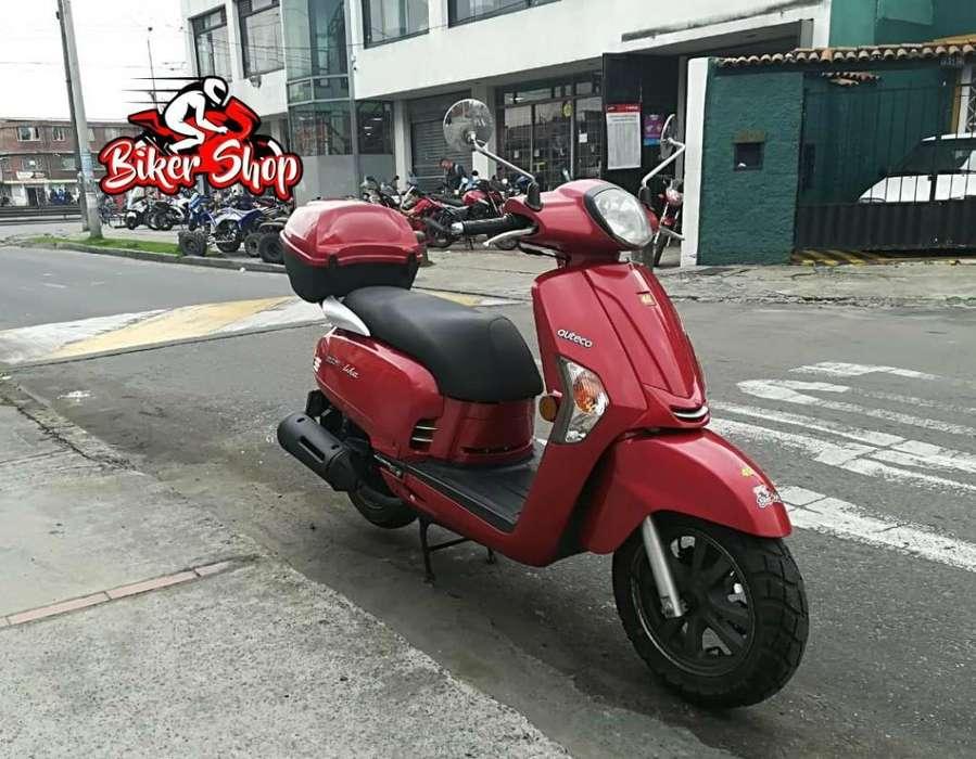 Kymco Like 125 Modelo 2012 en Biker Shop