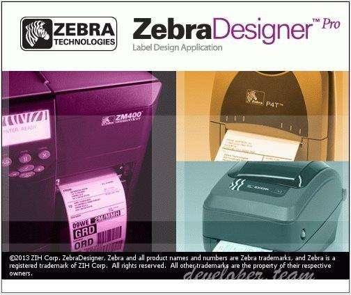 ZEBRA DESIGNER V1 CREA ETIQUETAS CODIGOS DE BARRAS CHAVEZ COMPUTACION