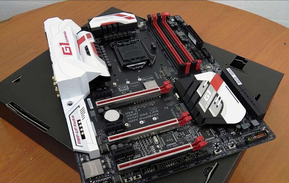 Vendo Board Gigabyte Z170x G1 Gaming