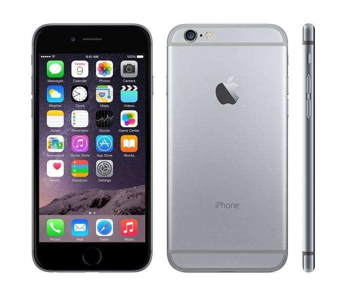 iPhone 6 32Gb Gris Espacial