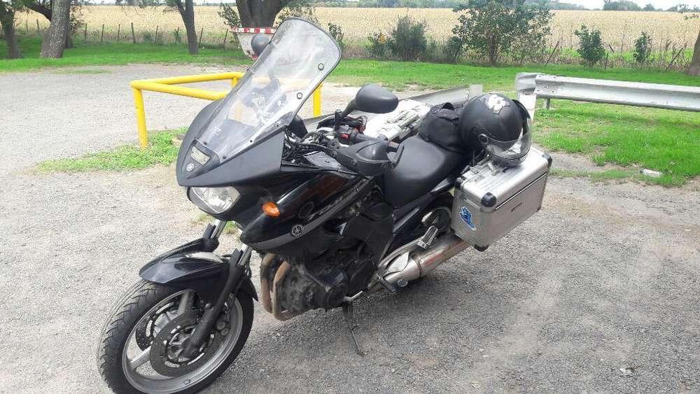 Yamaha Tdm900 2007