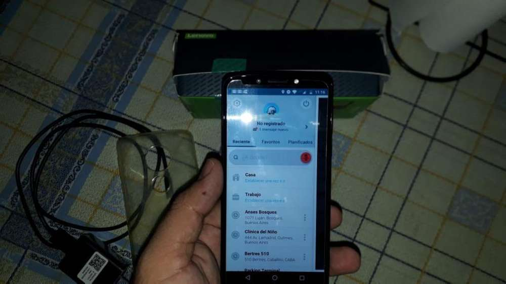Vendo Moto G6 Play.