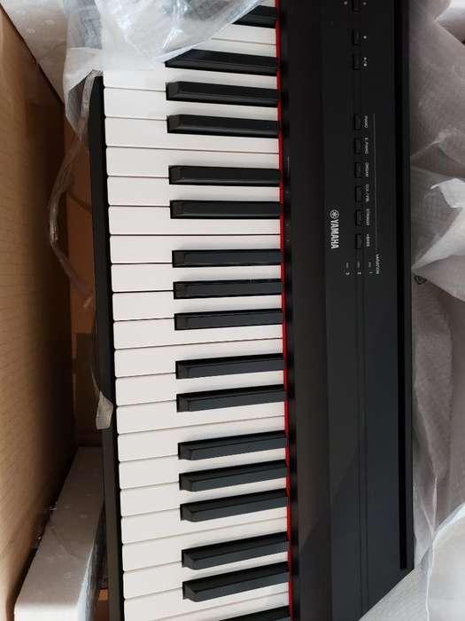 Vendo Piano Yamaha P-125b Nuevo