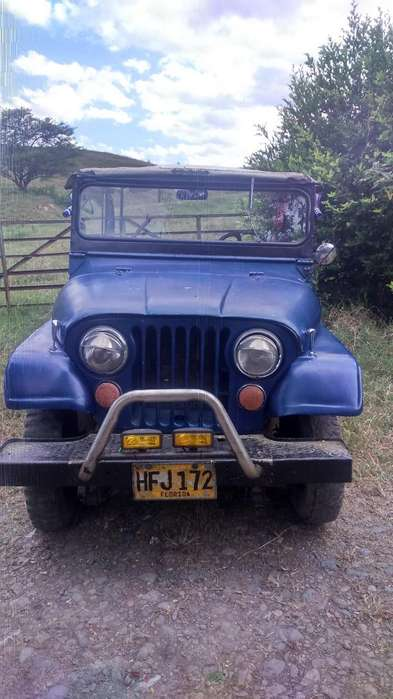 JEEP Willys 1964 - 1000 km