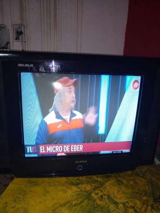 Tv 29 Ken Brown Pantalla Plana C/remoto