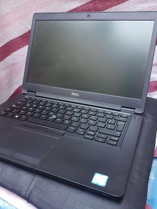 Notebook Dell Latitude I5 8gb 256ssd 14 Win10 Profesional - Ideal Para Pymes