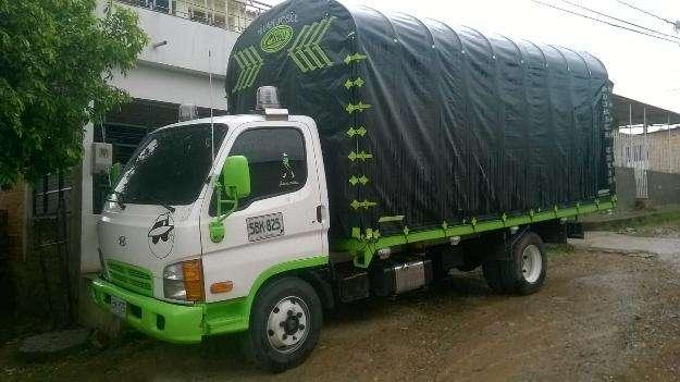 servicio de trasporte a nibel nacional