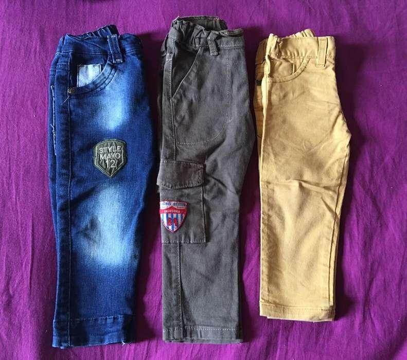 Jeans de Bebe Talle 2