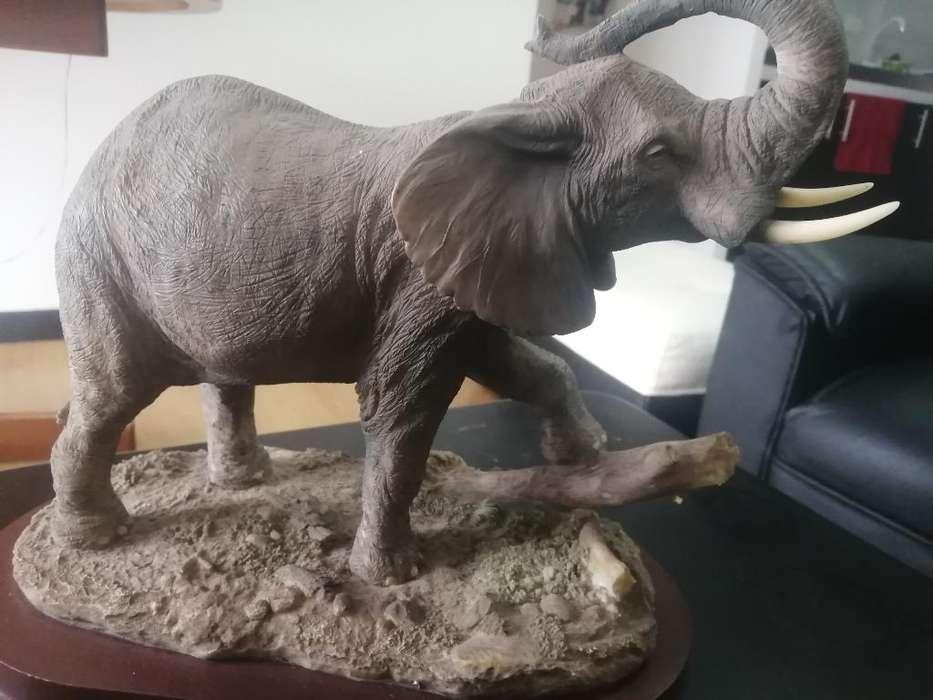 Elefante Rafaello en Mármol