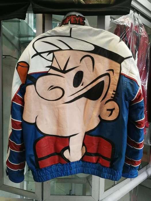 Chompo Vieja Guardia Usado de Popeye