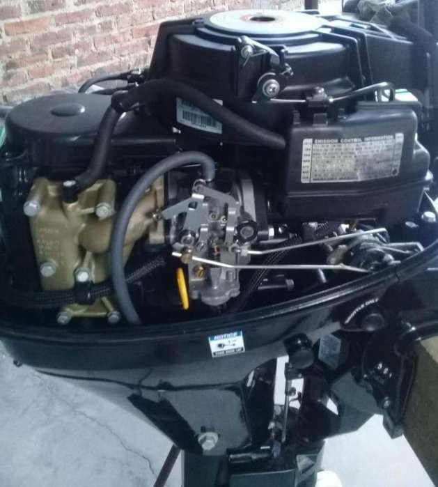 Motor mercury 9.9hp 4 tiempos