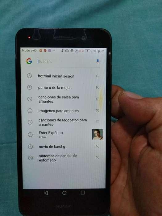 Celular Huawei Y6 I I para Redes