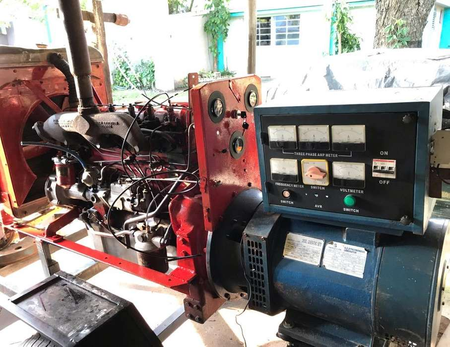 Grupo Electrogeno 30Kva Perkins 6 Generador