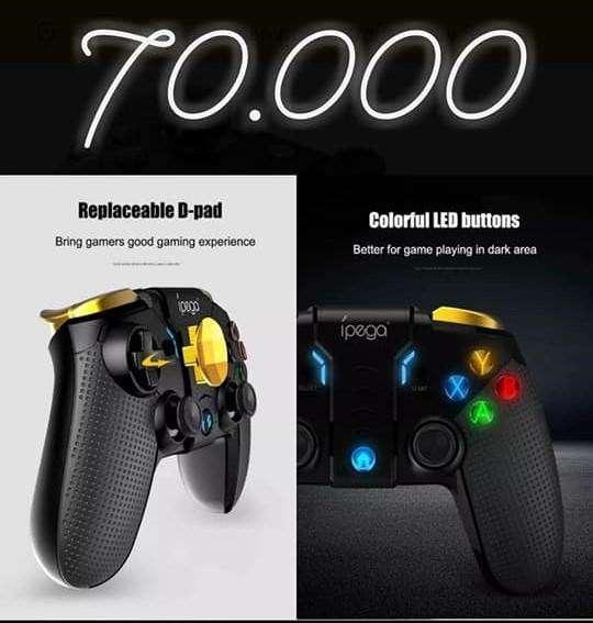 Controles Gamer para Celular