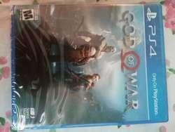 God Of War (ps4) Nuevo Y Sellado