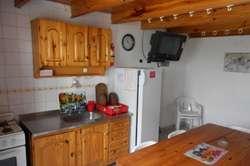 jx69 - Cabaña para 4 a 8 personas con cochera en Bahia San Blas