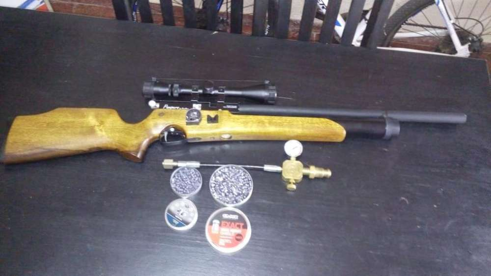 Rifle Pampero 6,35 Pcp
