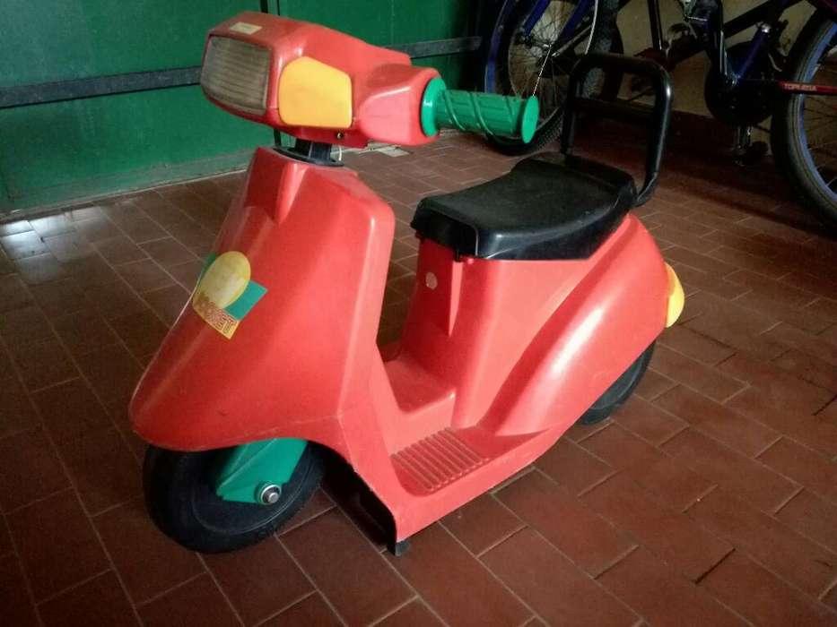 Scooter a Batería para Nene