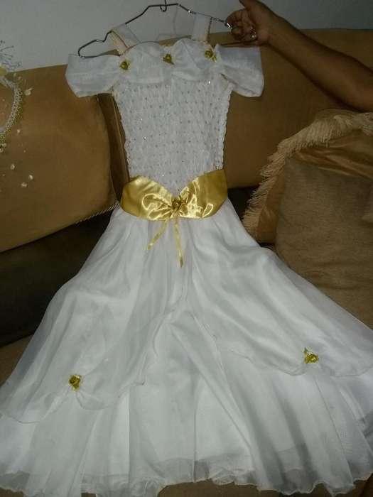 Vestido primera comunion talla 1416