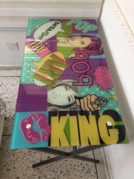 <strong>escritorio</strong> pop art