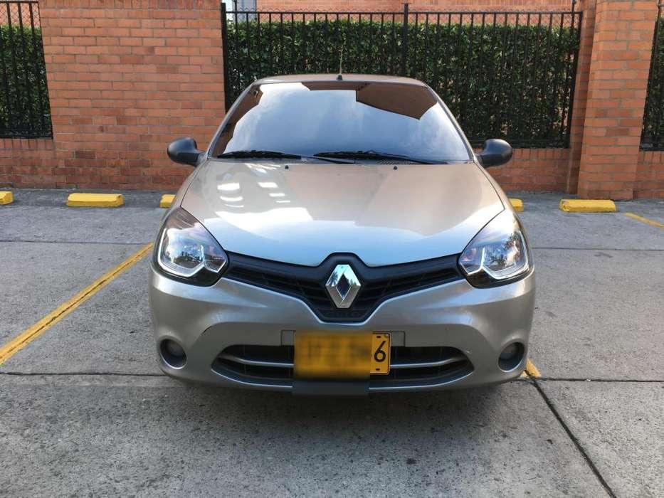 Renault Clio  2016 - 35400 km