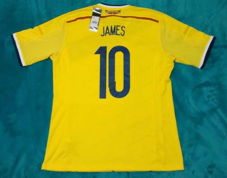 Sel. Colombia 2014 James 10 Original