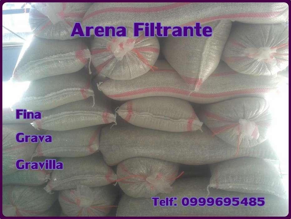 Arena Filtrante