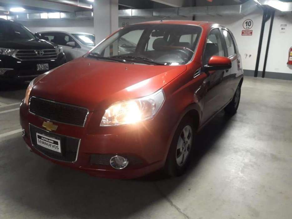 <strong>chevrolet</strong> Aveo Hatchback 2011 - 49000 km