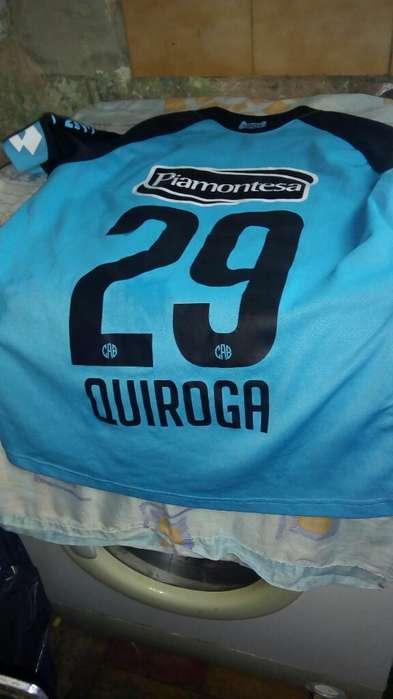 Camiseta de Quiroga