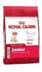 ROYAL CANIN MEDIUM JUNIOR X 15KG A CUADRAS DE CPC DE V. LIBERTADOR NO EN LA VILLA