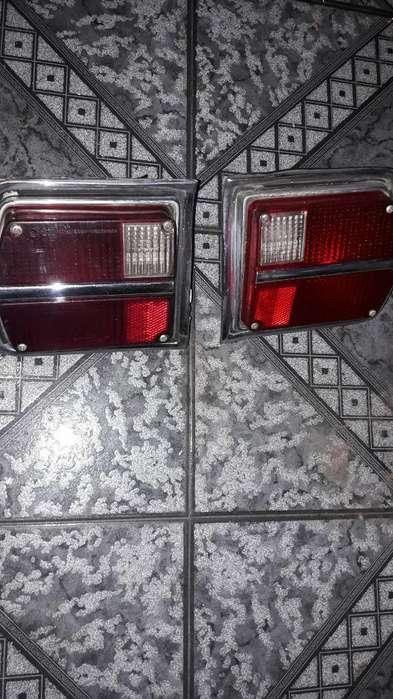Farol Tracero Completo de Ford Falcon